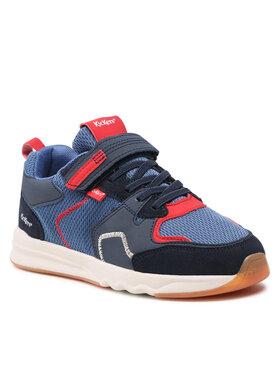 Kickers Kickers Sneakersy Knakk 858781-30-51 S Granatowy
