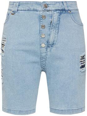Rage Age Rage Age Szorty jeansowe Orian 2 Niebieski Slim Fit