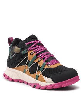 Timberland Timberland Trekingová obuv Garrison Trail Mid Fab Wp TB0A2F1D0151 Černá
