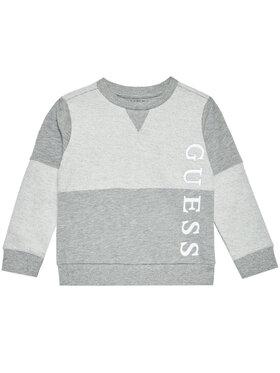 Guess Guess Džemperis N1RQ06 KA6R0 Pilka Regular Fit