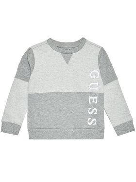 Guess Guess Sweatshirt N1RQ06 KA6R0 Gris Regular Fit