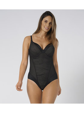 Triumph Triumph Body Airy Sensation 10181315 Μαύρο Slim Fit