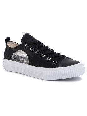MCQ Alexander McQueen MCQ Alexander McQueen Sneakers aus Stoff 600393 R2683 1000 Schwarz