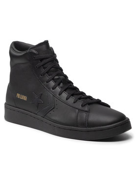 Converse Converse Sneakersy Pro Leather Mid 167599C Čierna