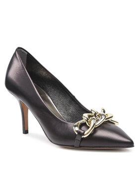 Baldowski Baldowski Обувки на ток D03677-3359-001 Черен