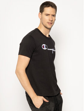 Champion Champion T-shirt Script Logo 210972 Regular Fit