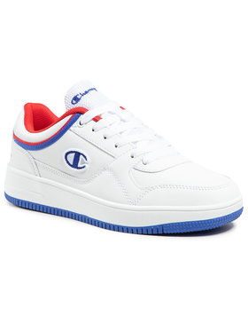 Champion Champion Sneakers Low Cut Shoe Rebound Low B Gs S31968-S21-WW001 Bianco