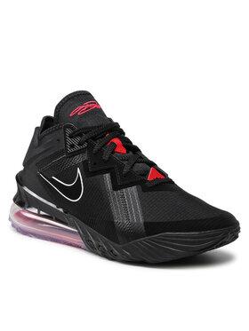 Nike Nike Topánky Lebron XVIII Low CV7562 001 Čierna