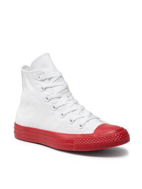 Converse Converse Sneakers aus Stoff Ctas Hi 156765C Weiß