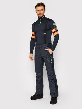 Rossignol Rossignol Παντελόνι σκι Hero RLJMP02 Σκούρο μπλε Classic Fit