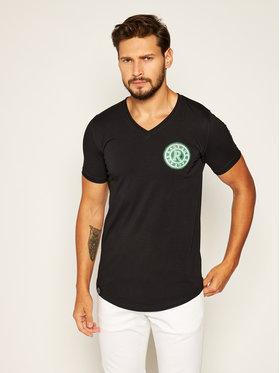 Rage Age Rage Age T-shirt Agera 3 Noir Slim Fit