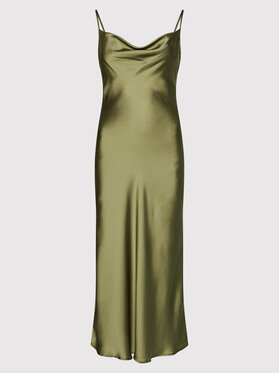 Guess Guess Rochie cocktail New Akilina W1YK1C WD8G2 Verde Slim Fit