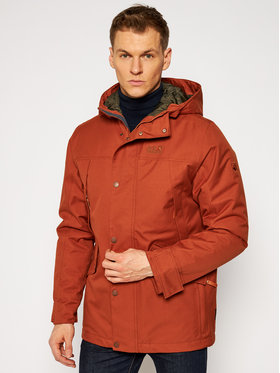 Jack Wolfskin Jack Wolfskin Outdoor striukė Clifton Hill 1113341 Oranžinė Regular Fit