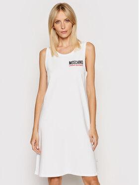 MOSCHINO Underwear & Swim MOSCHINO Underwear & Swim Hétköznapi ruha 4003 9021 Fehér Regular Fit