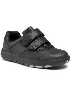 Clarks Clarks Sneakers Rex Pace K 261470447 Negru