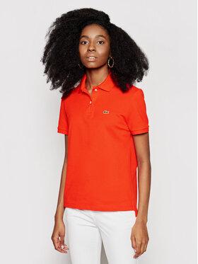 Lacoste Lacoste Polo PF7839 Czerwony Regular Fit