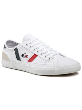 Lacoste Lacoste Гуменки Sideline Tri2 Cma 7-39CMA0045407 Бял