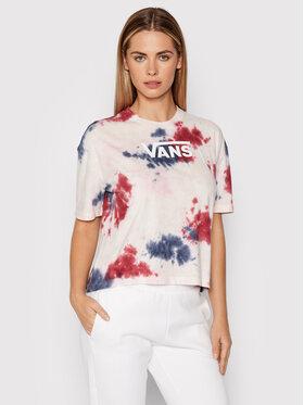 Vans Vans T-shirt Interrupt VN0A5I7U Multicolore Regular Fit