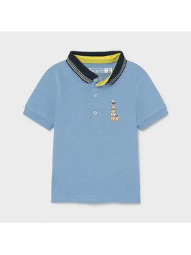 Mayoral Mayoral Polo marškinėliai 1104 Mėlyna Regular Fit