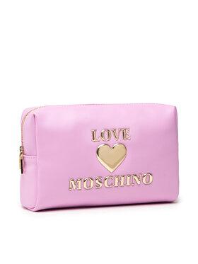 LOVE MOSCHINO LOVE MOSCHINO Geantă pentru cosmetice JC5308PP1DLF0607 Roz