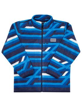 LEGO Wear LEGO Wear Pulóver Bluza Polarowa FLEECE 21550 Sötétkék