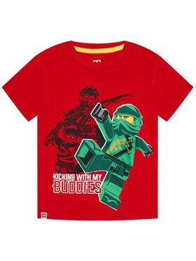 LEGO Wear LEGO Wear T-Shirt 12010021 Κόκκινο Regular Fit