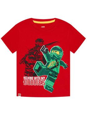 LEGO Wear LEGO Wear T-shirt 12010021 Rouge Regular Fit