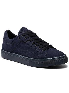 Hugo Hugo Sneakersy Futurism 50454945 10236184 01 Granatowy