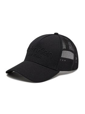 Calvin Klein Calvin Klein Καπέλο Jockey Trucker K50K507070 Μαύρο