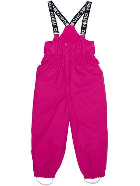 Reima Reima Spodnie zimowe Stockholm 512112 Różowy Regular Fit