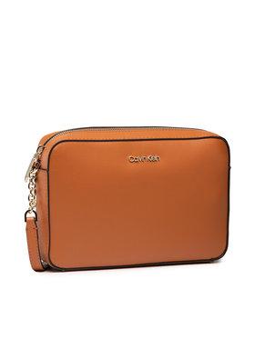 Calvin Klein Calvin Klein Kabelka Camera Bag Md Saffiano K60K608309 Hnedá