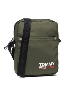 Tommy Jeans Tommy Jeans Geantă crossover Tjm Campus Reporter AM0AM07500 Verde