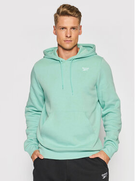Reebok Reebok Sweatshirt Identity GR9190 Grün Regular Fit