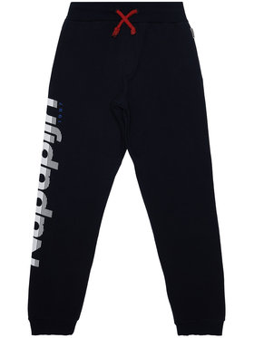 Napapijri Napapijri Pantaloni da tuta Maloy NP0A4EQA D Blu scuro Regular Fit