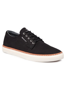 Gant Gant Πάνινα παπούτσια Prepville 22638666 Μαύρο