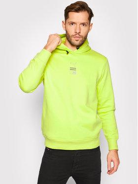 Puma Puma Sweatshirt HELLY HANSEN Hoodie 598283 Grün Regular Fit