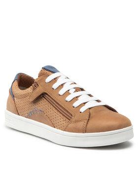 Geox Geox Sneakersy J Djrock B. B J155VB 000CL C6N4B D Brązowy