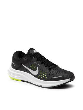 Nike Nike Boty Air Zoom Structure 23 CZ6720 010 Černá