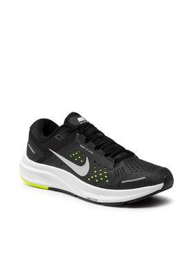 Nike Nike Обувки Air Zoom Structure 23 CZ6720 010 Черен