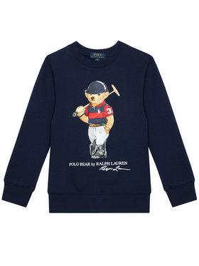 Polo Ralph Lauren Polo Ralph Lauren Sweatshirt Ls Cn 323836596001 Dunkelblau Regular Fit