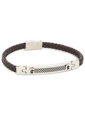Guess Guess Bracelet JUMB28 034JW Marron