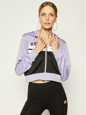 Ellesse Ellesse Džemperis Bulito Fz SGE05563 Violetinė Regular Fit
