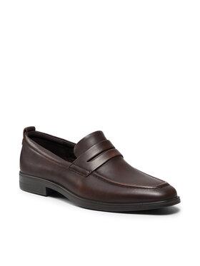 ECCO ECCO Chaussures basses Melbourne 62177401053 Marron