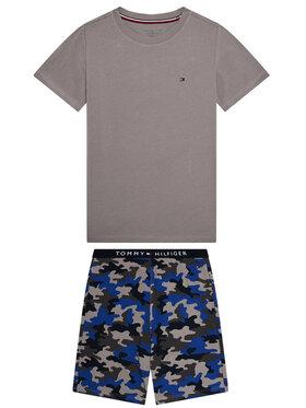 Tommy Hilfiger Tommy Hilfiger Pijama Print UB0UB00305 Maro