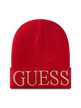 Guess Guess Căciulă AW8535 WOL01 Roșu