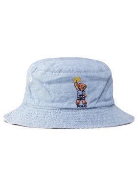 Polo Ralph Lauren Polo Ralph Lauren Pălărie Rvrs Buck Ht 321785670001 Albastru