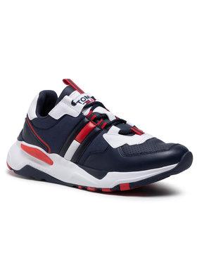 Tommy Hilfiger Sneakersy Chunky Tech Runner EM0EM00582 Tmavomodrá