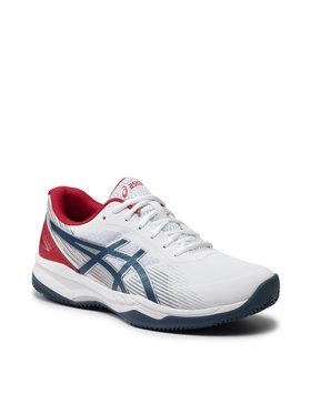 Asics Asics Schuhe Gel-Game 8 Clay/Oc 1041A193 Weiß