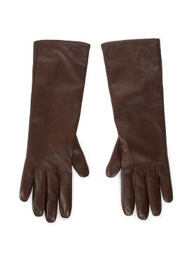 Weekend Max Mara Weekend Max Mara Dámské rukavice Snape 55660304600 Hnědá
