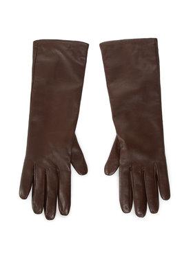 Weekend Max Mara Weekend Max Mara Дамски ръкавици Snape 55660304600 Кафяв